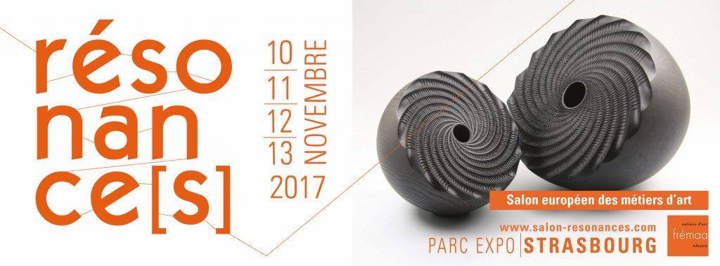salon Résonances 2017 Strasbourg