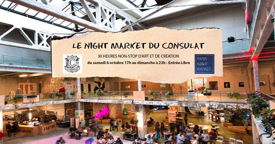 Le Night Market du Consulat