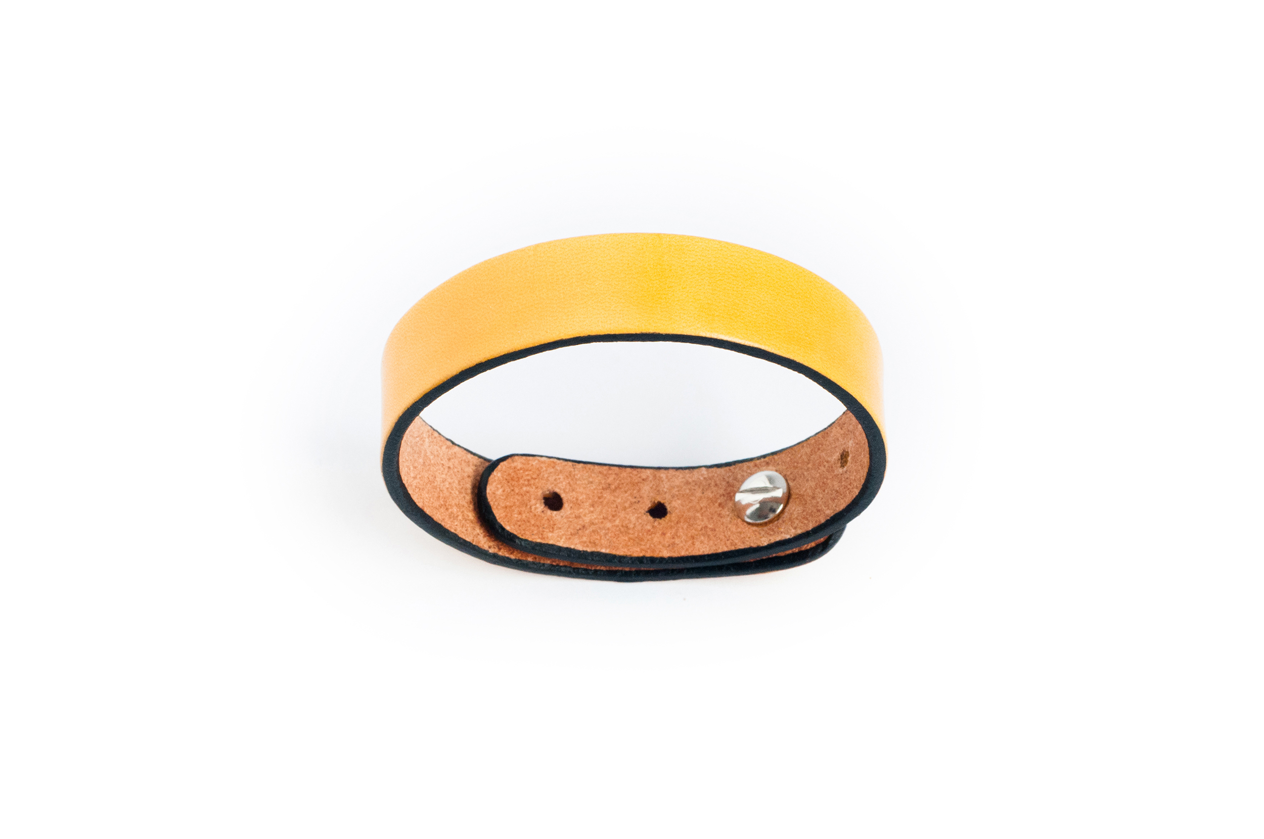 bracelet cuir reglable
